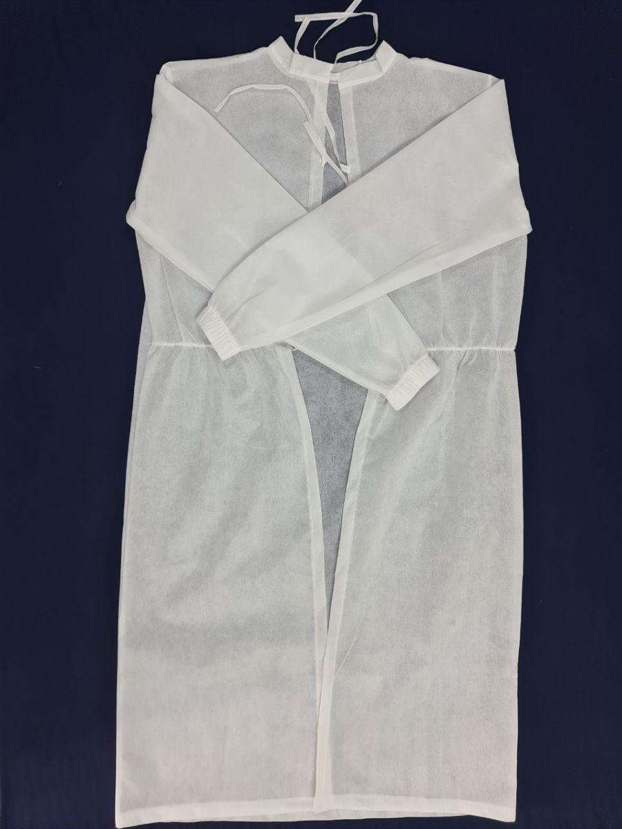 Bộ phòng dịch liền quần (chất liệu vải không dệt)