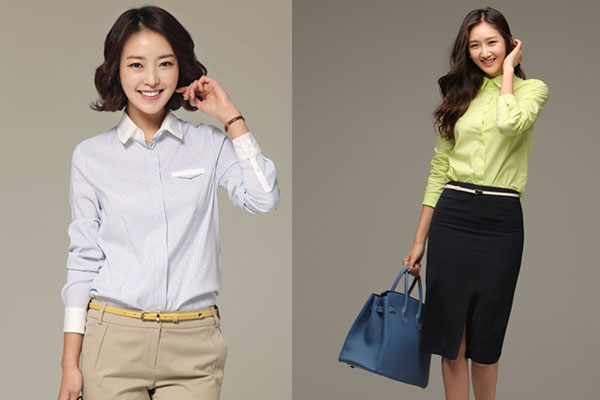 8 ways to choose office uniforms